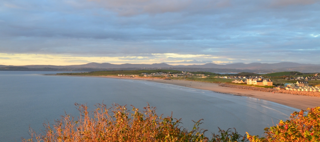 Rossnowlagh in the Autumn