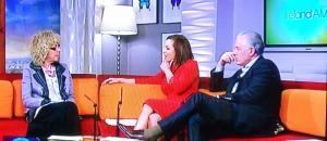 Arylene Murphy Interview at TV3 Ireland AM