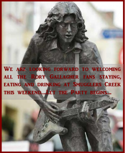 Rory Gallagher Festival