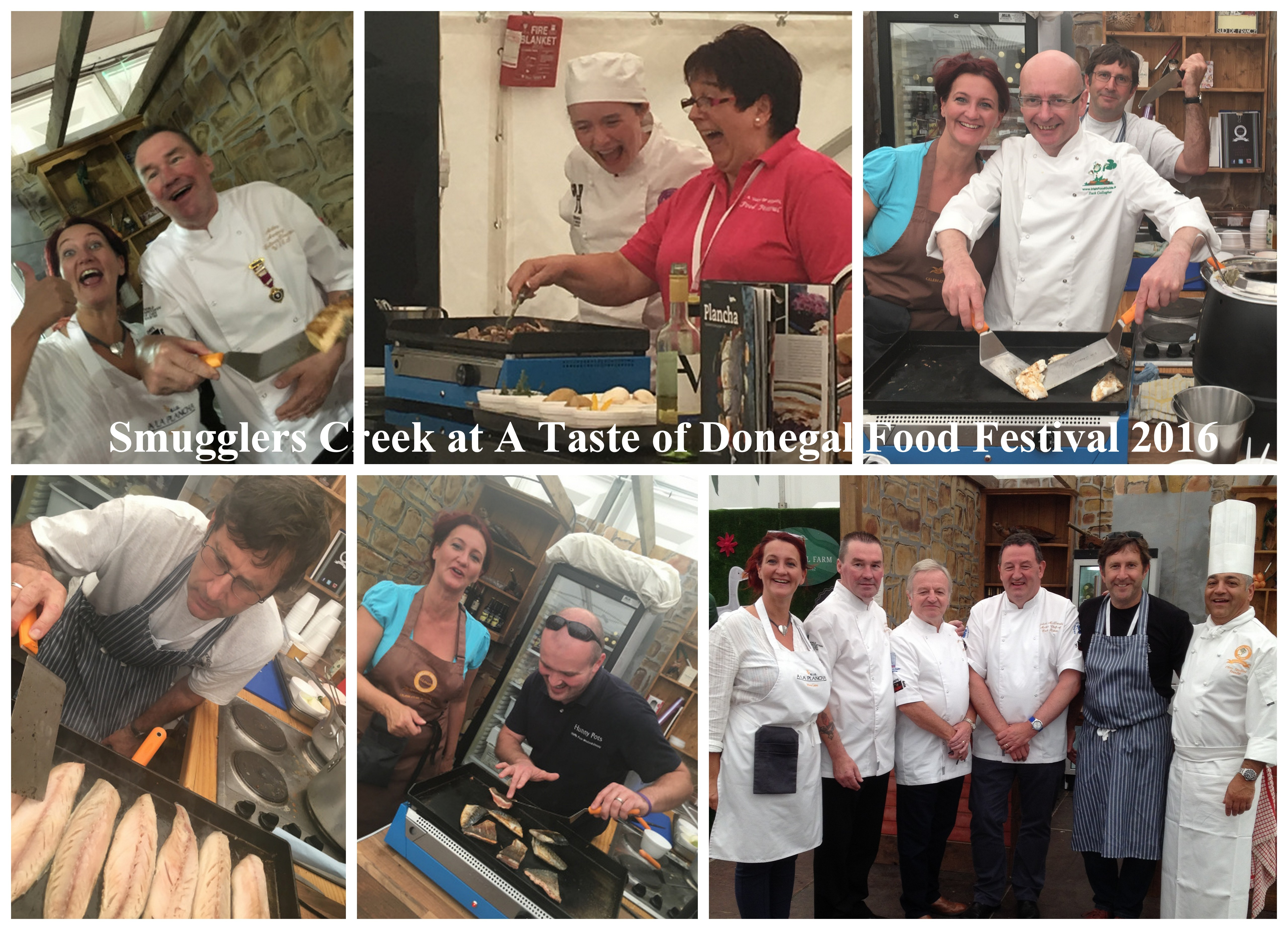 A Taste od Donegal 2016 Collage
